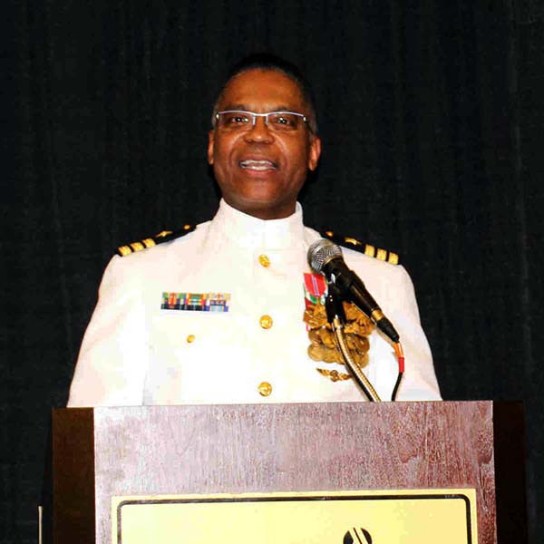 2015 CAPT Rochefort Leadership award: CDR James W. Adkisson III